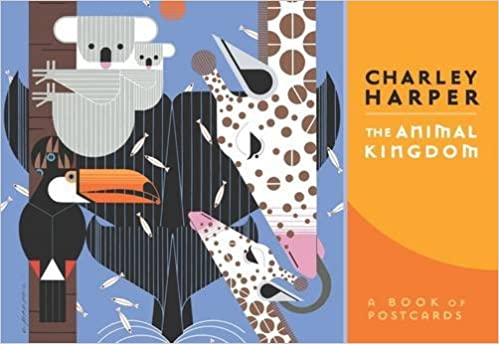 Charley Harper: The Animal Kingdom: A Book of Postcards (Books of ...