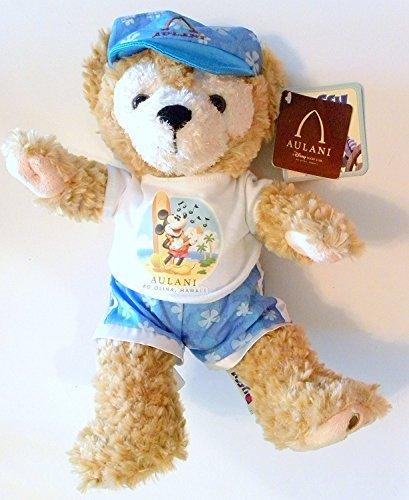 Exclusive Disney Aulani, Resort Hawaii Duffy The Bear Aloha Spirit Plush 12