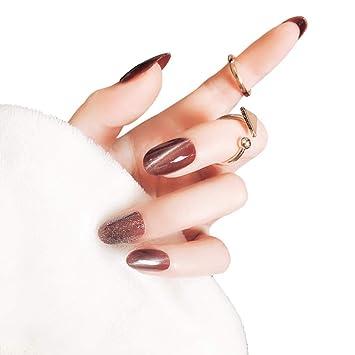 Davocy Women's Fake Nails