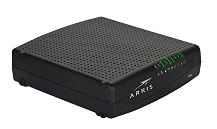amazon com arris touchstone tg862g comcast version docsis 3 0 rh amazon com manual roteador arris tg862 manual de usuario arris tg862