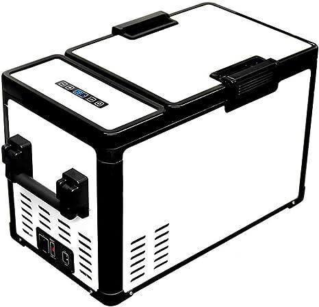 LXDDB Refrigerador del Coche Pequeño Mini Compresor Congelador ...
