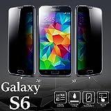 luvvitt samsung galaxy s4 mini - Josi Minea Samsung Galaxy S6 Privacy Tempered Glass LCD Anti-Spy Screen Protector Film Screen Guard Cover Shield for Samsung Galaxy S6 / SVI