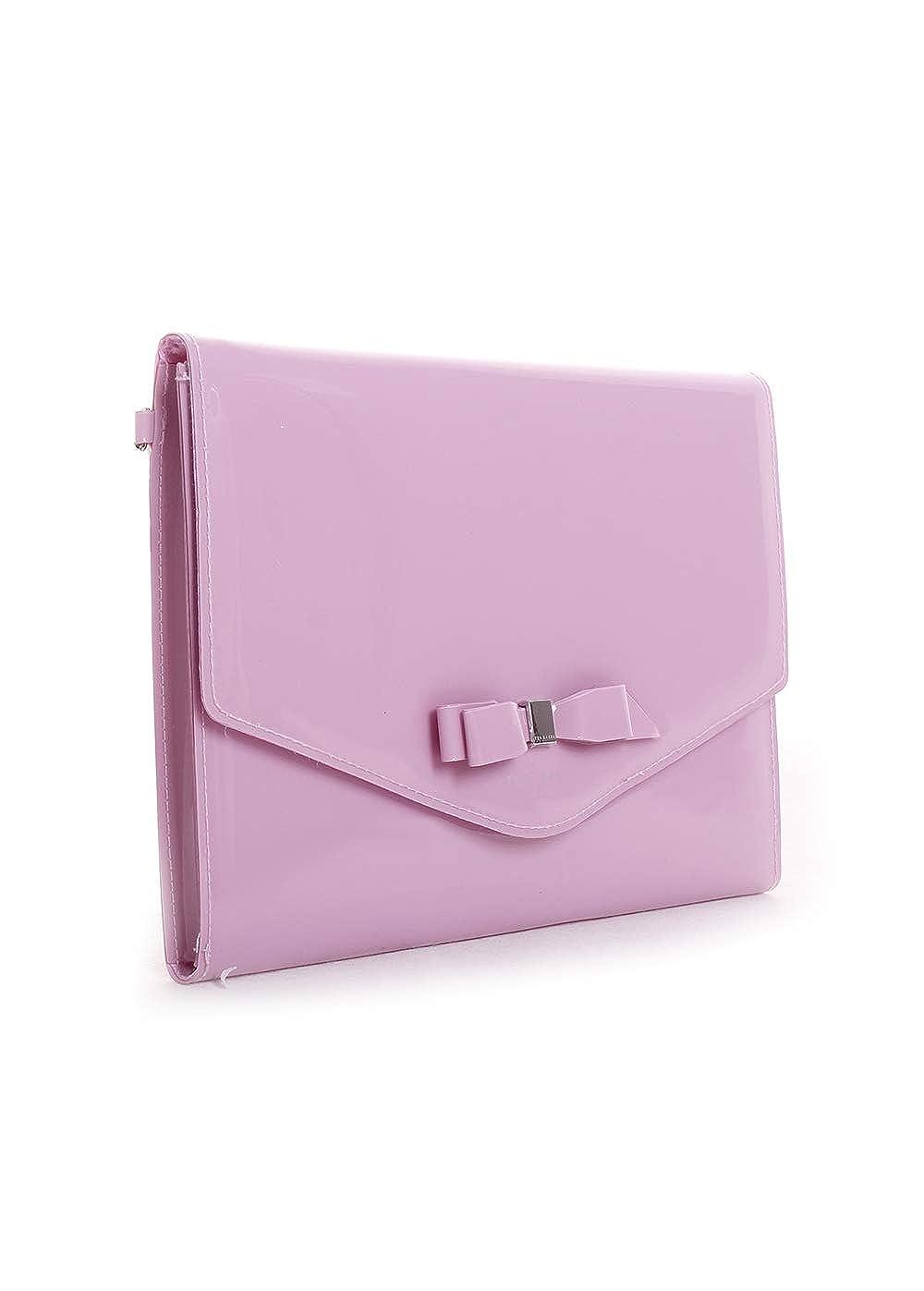 387c79591 Ted Baker Cersei Purple Clutch TB150976PU  Amazon.co.uk  Clothing