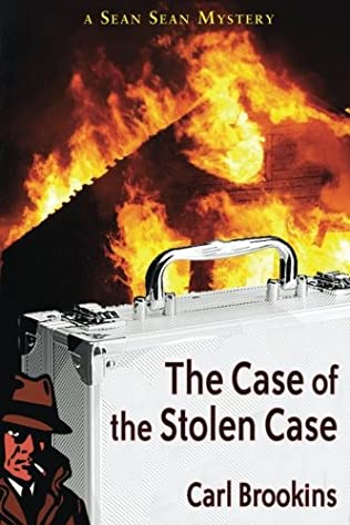 book cover of The Case of the Stolen Case