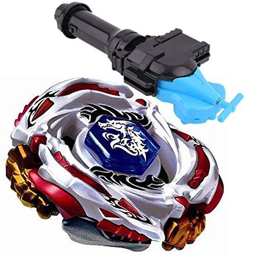 FidgetGear Beyblade BB88 Metal Fusion LW105LF Meteo L-Drago Battle Top Starter+Blue Wire from FidgetGear
