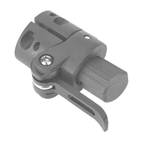 E-Bici Base De Poste Plegable Monopatín Eléctrico Aleación De Aluminio Base De Poste De Repuesto