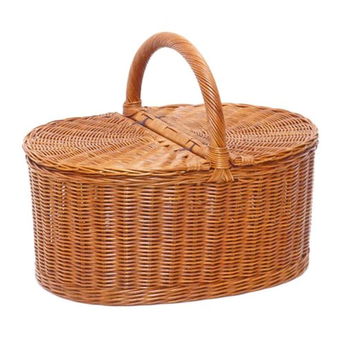 ショートカットラップ契約したすす竹アジロ編み おむすび篭