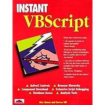 Instant Vb Script
