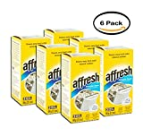 PACK OF 6 - affresh Dishwashing Cleaner, 3 count, 2.1 oz