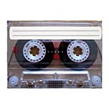 CafePress - Cassette Music Tape - Decorative Area Rug, 5'x7' Throw Rug