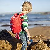 Trunki Lobster Paddle Pak Water Resistant Backpack, Red