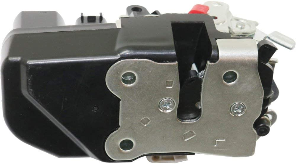 Door Lock Actuator compatible with Dodge Durango 98-03 Front Left Side Integrated With Latch