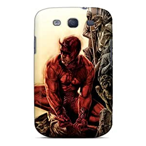 DannyLCHEUNG Samsung Galaxy S3 Perfect Hard Cell-phone Case Provide Private Custom Nice Daredevil I4 Image [cpu6354OFRu]
