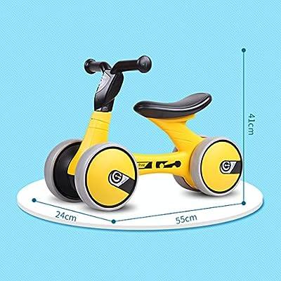 Bicicleta sin pedales Bici Bicicletas de Equilibrio para niña/niño ...