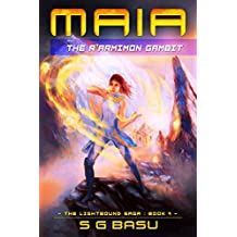 Maia and the R'armimon Gambit (The Lightbound Saga Book 4)