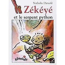 Zékéyé et le serpent python album 3 série bleue