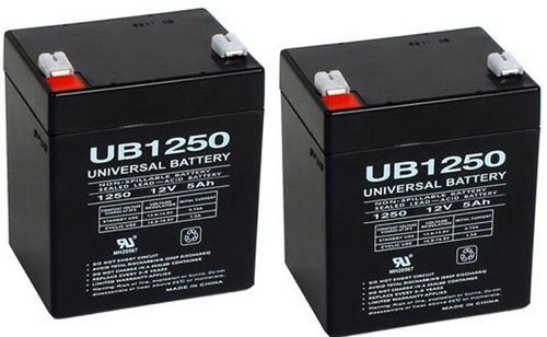 12 volt 5ah battery - 6