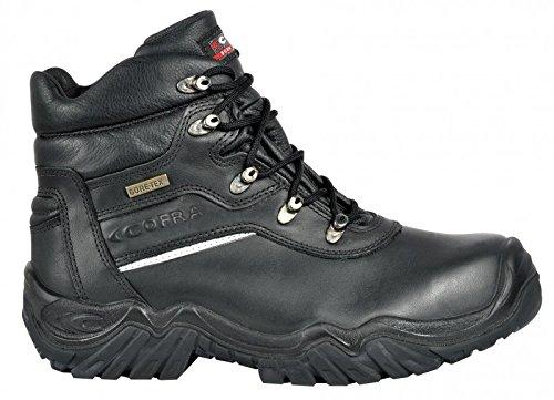 """Cofra 80580-000.W45 taglia 45 WR S3 e HRO SRC """"Parnaso"""" Scarpe di sicurezza, colore: nero"""