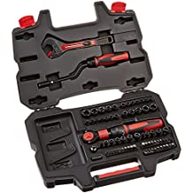 Craftsman 83-piece Mach Series Ratcheting Tool Set. This Mach Series 83 Piece Ratcheting Tool Set Offers Speed, Convenience and Access Containing the 72-tooth Mach Series 3/8-inch Drive Ratchet