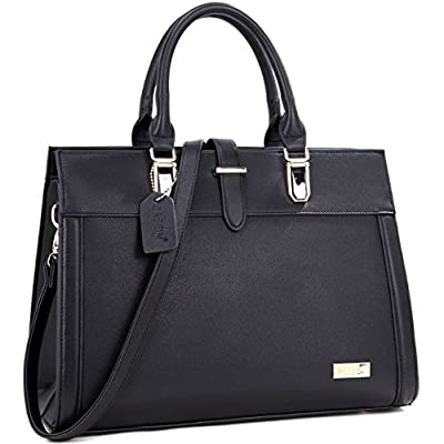 DASEIN Designer Tote Purse Satchel Handbag Faux Leather Shoulder Bag Top Handle Bag Briefcase Work Bag