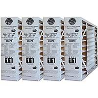 X6670 Lennox OEM Merv 11 Filter Media 16X25X5 Fits X6660 HCC16-28 Genuine Lennox X6670 (2 X Pack of 2)