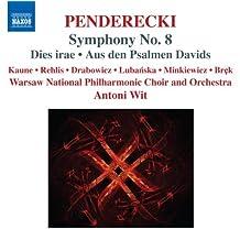 Symphony 8 Dies Irae / Aus Den Psalmen Davids
