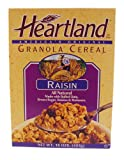 Heartland Brands Granola Cereal, Raisin, 14 oz