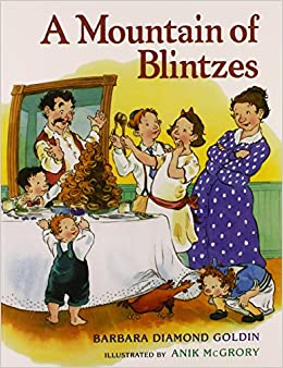 Image result for a mountain of blintzes
