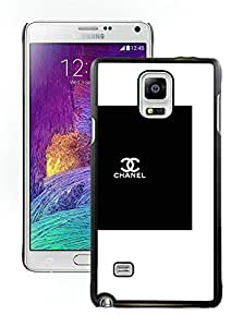 Chanels 23.jpeg Customized Phone Cover Case for Samsung Galaxy Note4 N910 Black