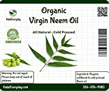 Best Neem Oils - Neem oil 100% pure cold pressed - 16 Review