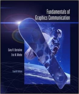 Book Fundamentals of Graphics Communication: WITH Olc AND Engineering Sub Bi-Cards (Mcgraw-Hill Graphics Series)