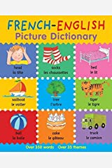French-English Picture Dictionary (First Bilingual Picture Dictionaries) Paperback