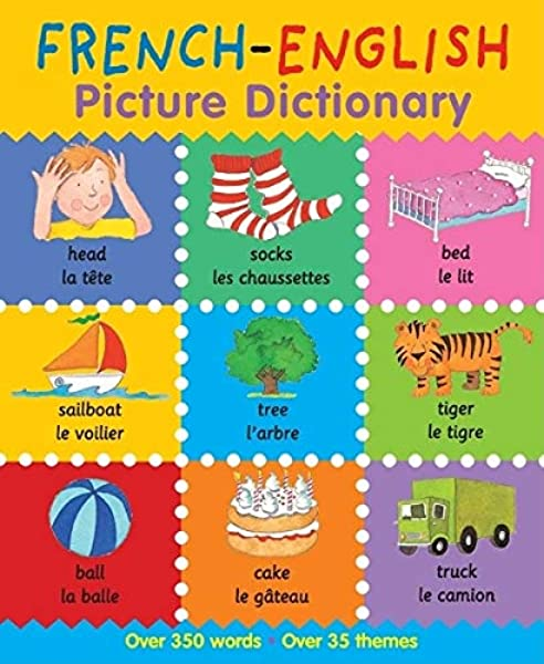 French English Picture Dictionary First Bilingual Picture Dictionaries Bruzzone Catherine Millar Louise 9780764146602 Amazon Com Books