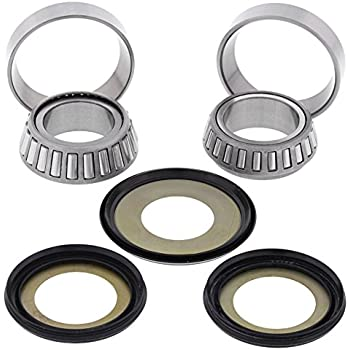 All Balls Steering Bearing Kit for BMW K75 RT After 8//1991 1991