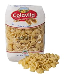 Colavita Pasta, Gnocchi, 16 Ounce (Pack of 20)