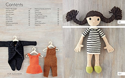 Edward's Crochet Doll Emporium: Flip the Mix-and-Match Patterns to Make and Dress Your Favourite People by Pavilion (Image #2)