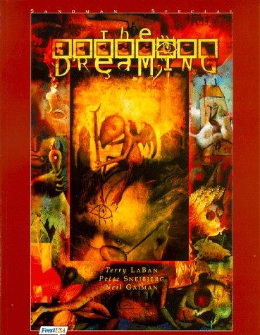 Sandman Special, Bd.4, The Dreaming, Der Goldie-Faktor Broschiert – 1998 Neil Gaiman Terry LaBan Peter Snejbjerg Ehapa Comic Collection