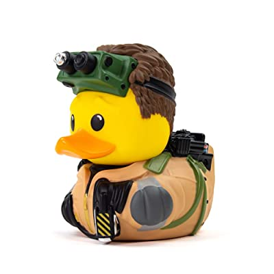 TUBBZ Ghostbusters Ray Stantz Collectible Rubber Duck Figurine – Official Ghostbusters Merchandise – Unique Limited Edition Collectors Vinyl Gift: Toys & Games
