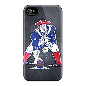 Cute High Quality Iphone 4/4s New England Patriots 10 Case