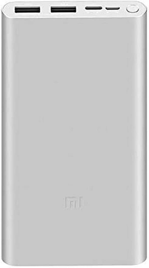 Xiaomi POWERBANK 18W, Power Bank 3 10000MAH, Silver