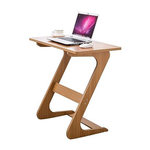 Escritorio para Laptop Tipo Z Mesa portátil Simple Plegable Mini ...