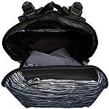 adidas Mercer Backpack, Black/Grey, One Size