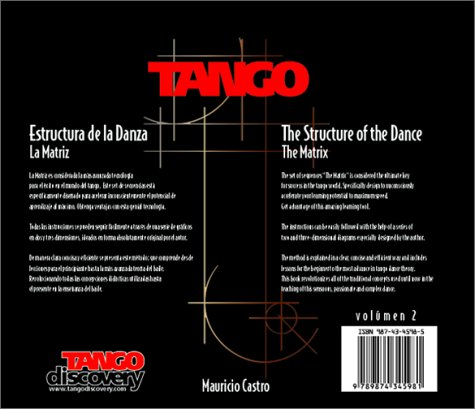 Tango: The Structure of the Dance Vol.2
