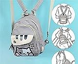 Wendingstan Anime Cartoon Neko Atsum Cute Cat Chest Bag Shoulder Purse Backpack Schoolbag