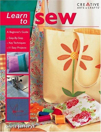 Read Online Learn to Sew (Creative Arts & Crafts) pdf epub
