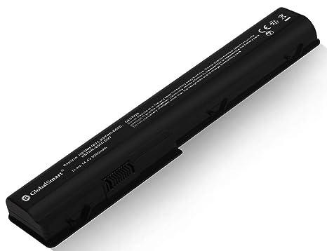 Globalsmart Batería para portátil Alta Capacidad para HP Pavilion DV7T 8 Celdas Negro