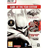 Batman: Arkham City (PC) [Game of the Year GOTY Edition]