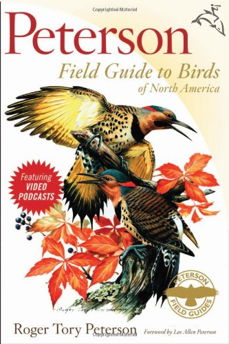 Peterson Field Guide to Birds of North America - Book  of the Peterson Field Guides