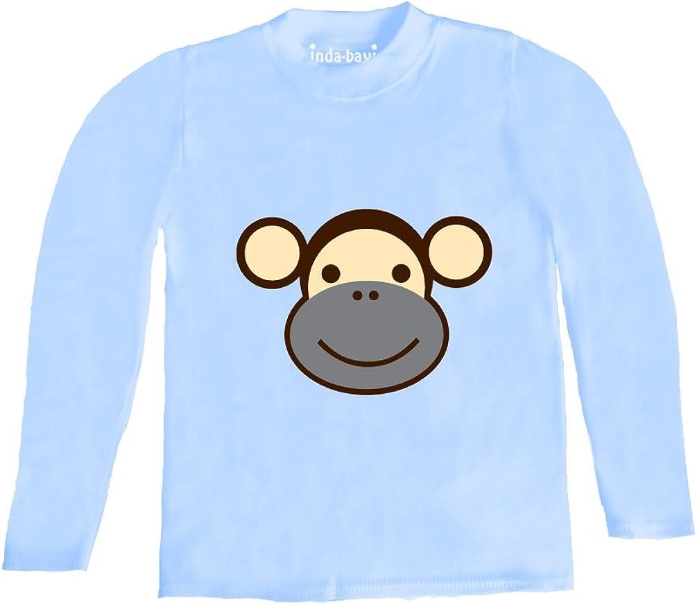 Crane Inda-Bayi Baby-Toddler-Kids Cotton T Shirt