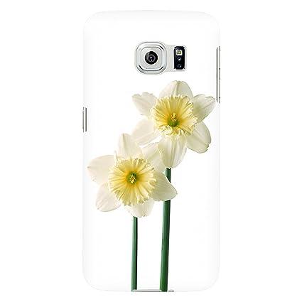 Amazon.com: teléfono celular, EUNOMIA hermoso Narciso Flor ...